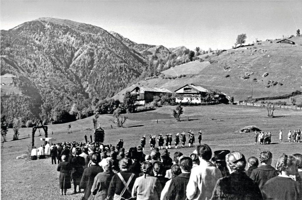 Moarhof Ansicht 1961