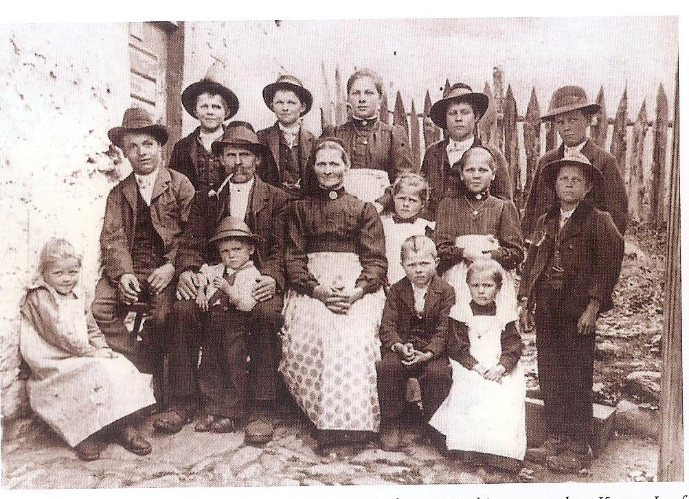 Familie Josef Eder