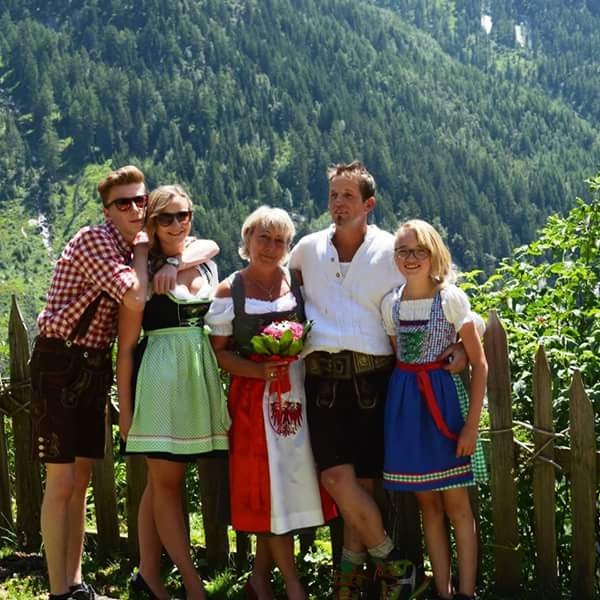 Familie Roland Eder
